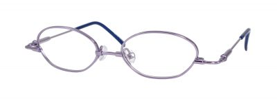Erin's World frame style number EW-02 lilac