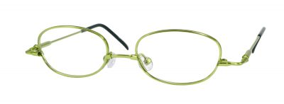 Erin's World frame style number EW-03 in light green