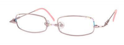 Erin's World frame style number EW-04 in pink demi