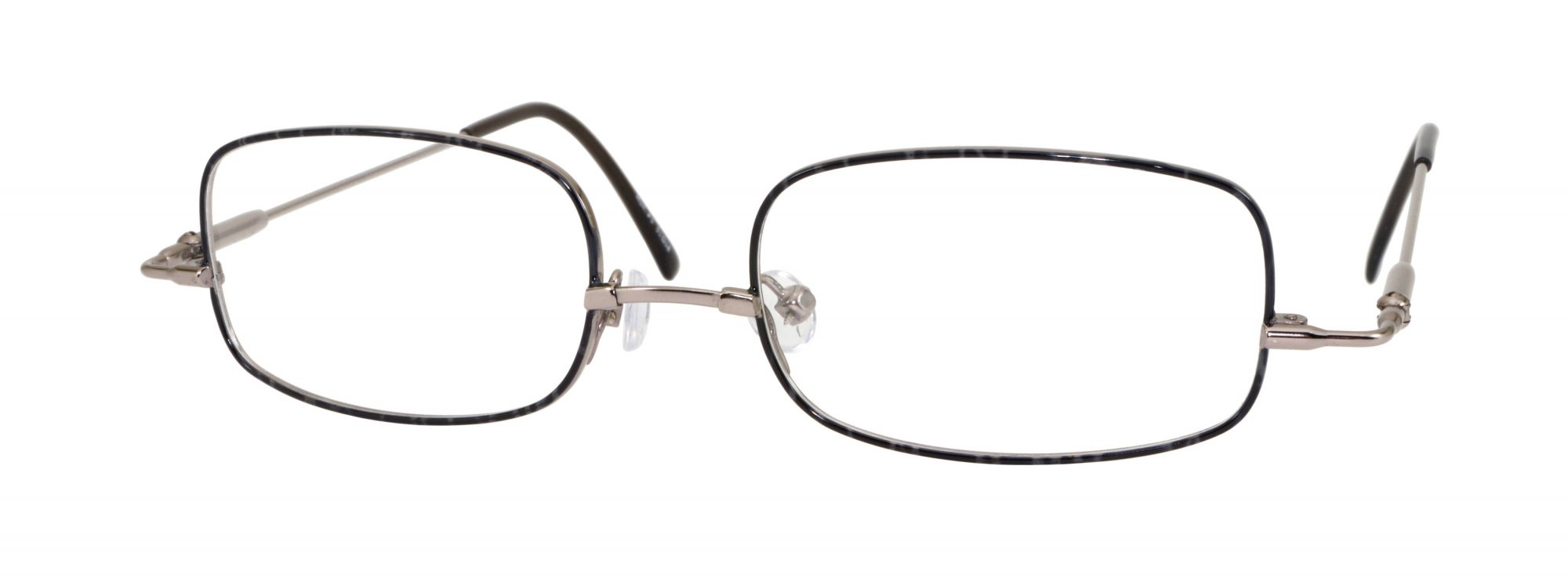 Erin's World frame style number EW-05 in black demi