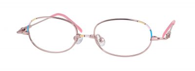 Erin's World frame style number EW-09 in pink demi