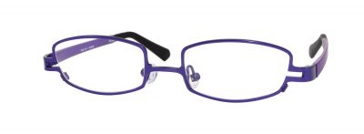 Erin's World frame style number EW-11 in dark violet