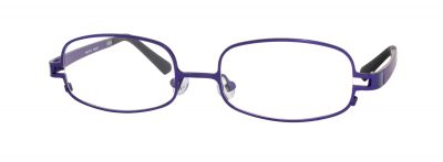 Erin's World frame style number EW-12 in dark violet