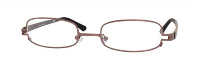 Erin's World frame style number EW-13 in matt brown