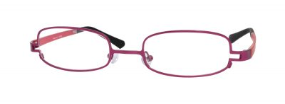 Erin's World frame style number EW-13 in matt wine (red)