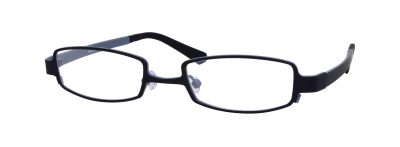 Erin's World frame style number EW-15 in black and gray matt