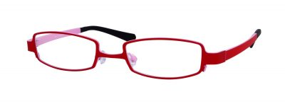 Erin's World frame style number EW-15 in pink and red matt